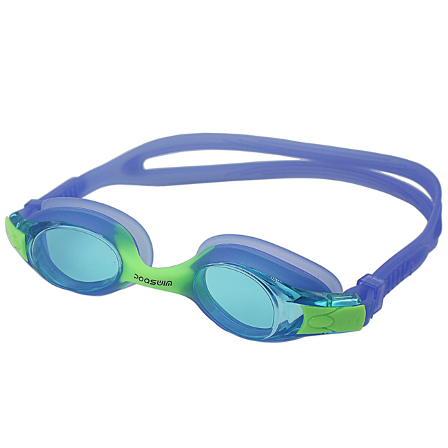 POQSWIM Anti-fog Junior Swim Goggle for Kids And Early Teens