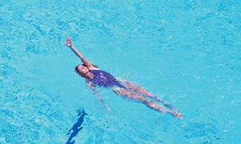 The most beneficial physical and mental exercise-swimming